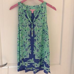 Lilly Pulitzer Bailey Top, size M